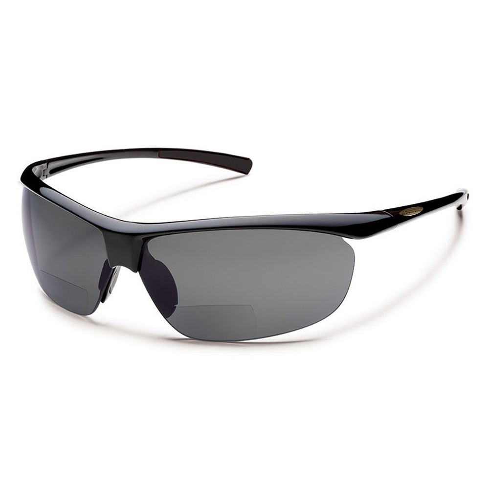 Polarisierte Sonnenbrillen mit Lesefenster